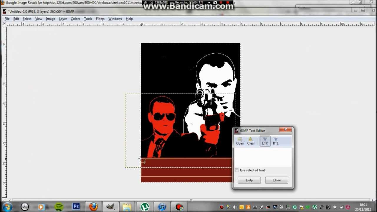 Poster design using gimp - Poster Design Using Gimp 3