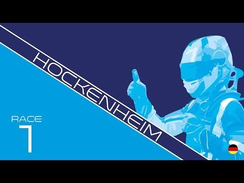 RE-LIVE: 1st race FIA Formula 3 / Hockenheim