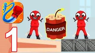 Rocket Punch! - Gameplay Walkthrough Part 1 (Android,iOS)