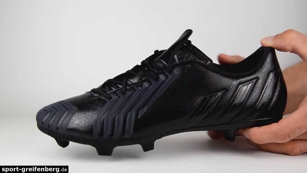adidas predator absolion all black