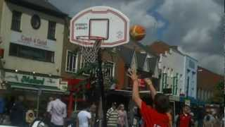 "London 2012 Paralympics Games Day/""StreetCourt""Leicester Riders Summer Camp AUG 25th"