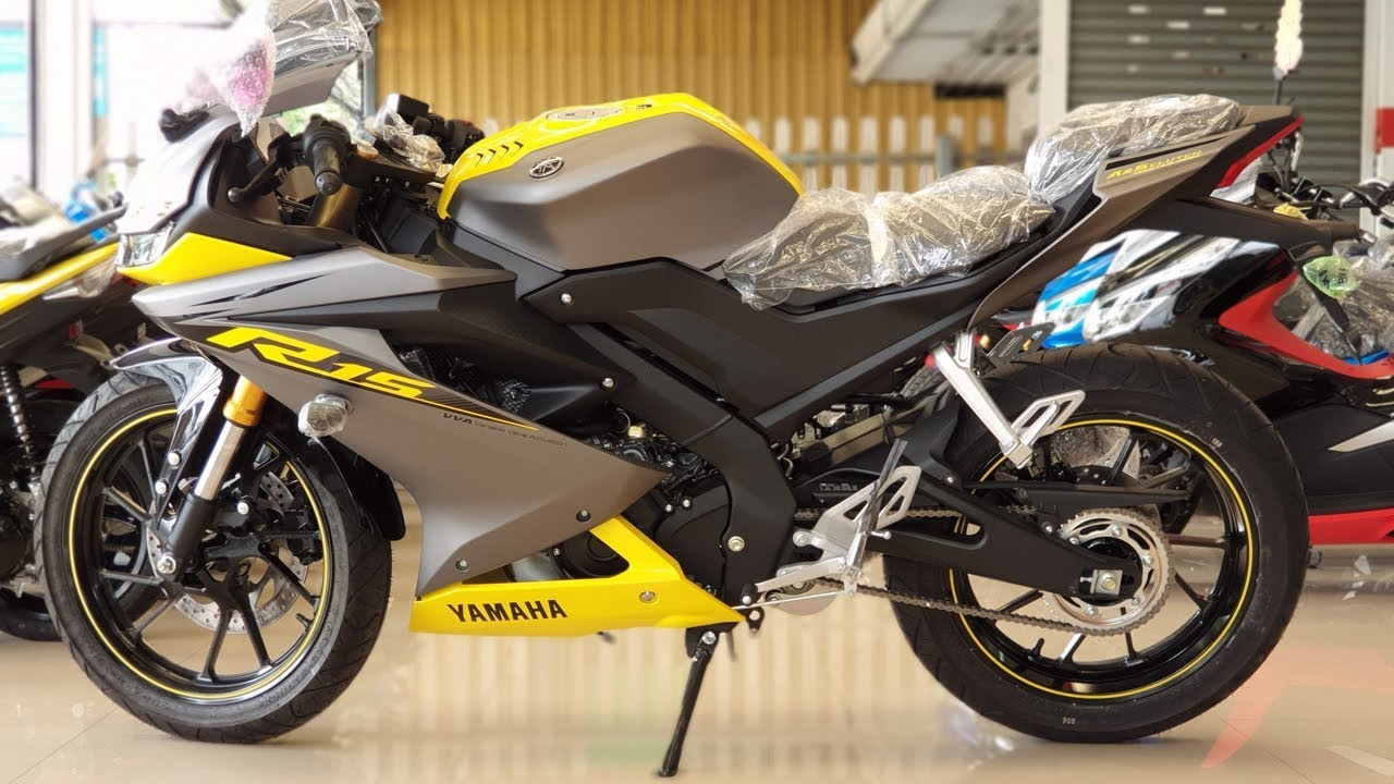 New Yamaha Yzf R15 2019