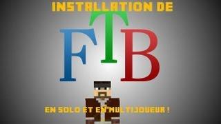 [FR - Solo/Multi] Installation de Feed The Beast (FTB)