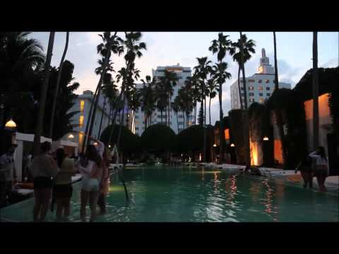 Shore Club Music Week 2013 & Delano Miami by Morgans Hotel Group