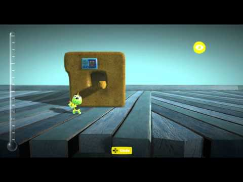 2 Bears - The Birds and the Bees LittleBigPlanet™3 music track... sweeeet