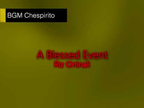 Riz Ortinali - A Blessed Event
