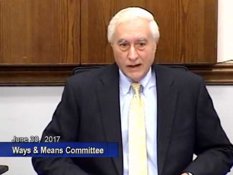 Ways & Means Committee Meeting, June 30, 2017