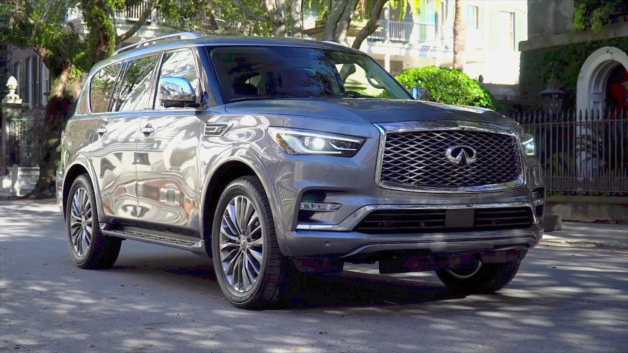 2018 infiniti qx80 review youtube. Black Bedroom Furniture Sets. Home Design Ideas