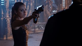 Jupiter Ascending (Starring Mila Kunis) Movie Review