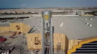 Miral reveals Warner Bros. World Abu Dhabi Time Lapse 2 - Yas Island