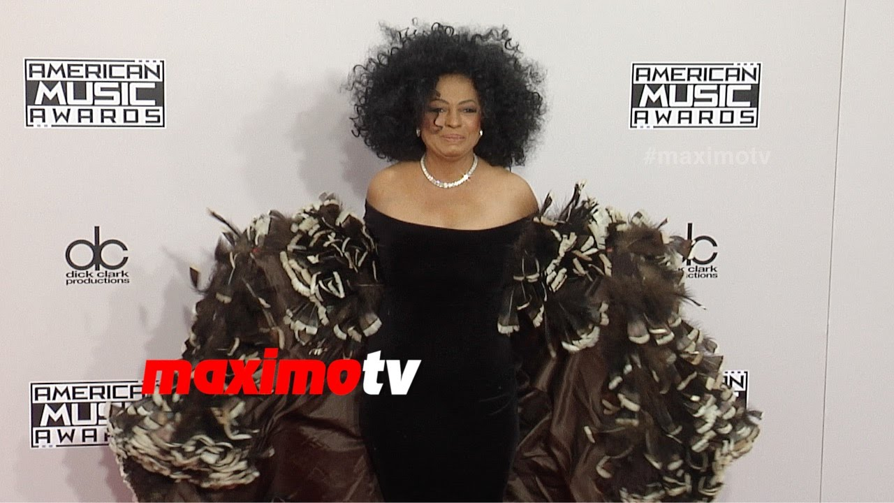 a2cb02d639 Diana Ross | 2014 American Music Awards | Red Carpet Arrivals - YouTube