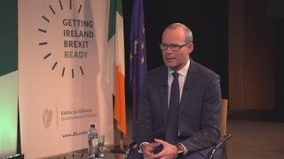 Ireland's deputy PM on Brexit: What about the Irish border?