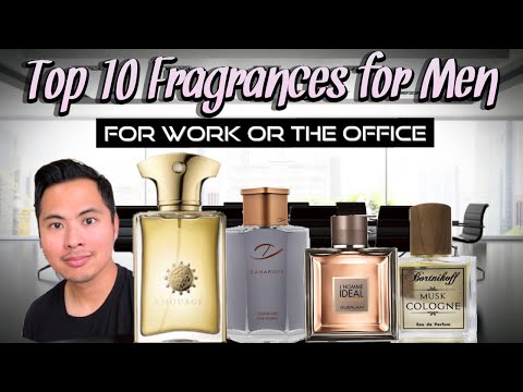 TOP 10 BEST WORK OR OFFICE FRAGRANCES FOR MEN 2020