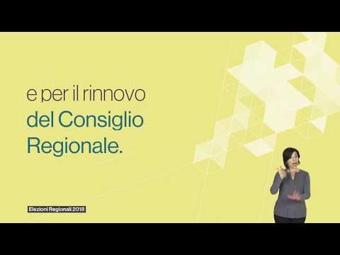 Elezioni Regionali 2018 - Lombardia - Domenica 4 marzo