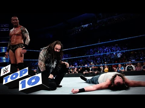 """Edge returns to SmackDown and gets mixed up in a """"therapeutic moment"""": SmackDown, September 21, 2012 from YouTube · Duration:  5 minutes 28 seconds"""