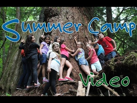 Summer Camp at Evans Lake!