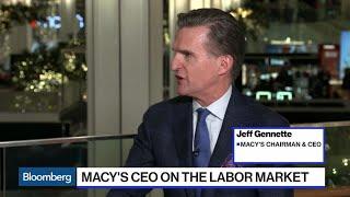 Macy's CEO on Black Friday, Holiday Shopping Season