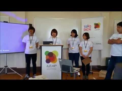 2015 iLEAP TOMODACHI SIIS Scholars, Jungle City Team Presentation