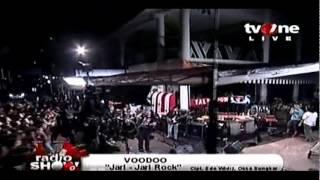 VOODOO band @RadioShow_tvOne