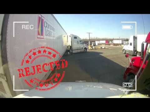 Top Dawg 1440P Trucker Dash Cam Video