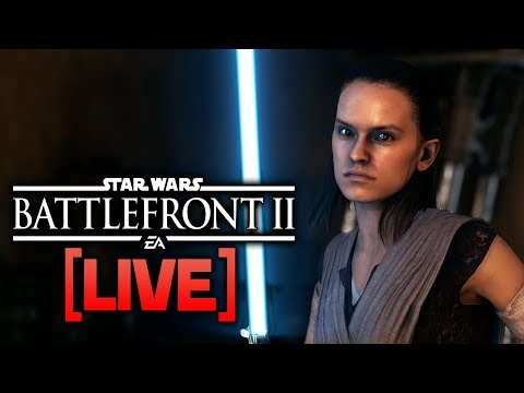 BATTLEFRONT 2 LIVE - ArE YOu OfFering Me a JOb?