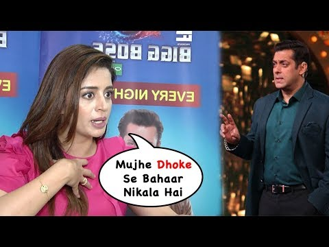 Neha Pendse's Unbelievable SHOKING Eviction From Bigg Boss 12 thumbnail