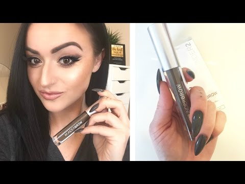Wunderbrow Waterproof Smudgeproof Budgeproof Brows!? | Demo & Review