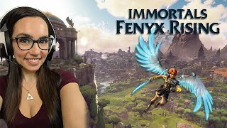 Immortals Fenyx Rising - 30 minutes of Gameplay!