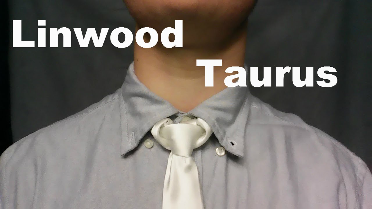 How To Tie: The Linwood Taurus Knot - YouTube