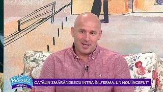 """Catalin Zmarandescu intra in """"Ferma. Un nou inceput"""""""