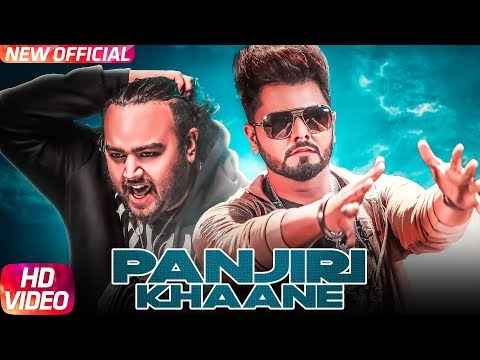 Panjiri Khaane | Vicky Vik Feat Deep Jandu | Narinder Batth | Speed Records