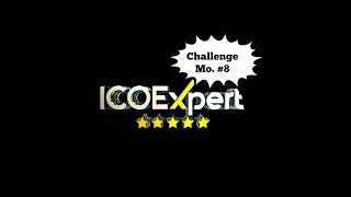 ICOExpert Challenge Month #8 - Results From Crypto And ICOs Investment