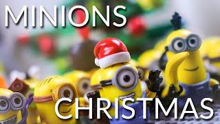 Lego Minions Weihnachten