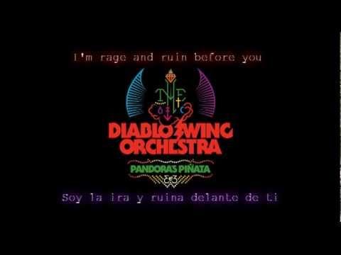 Diablo Swing Orchestra - Exit Strategy Of a Wrecking Ball [Lyrics/Subtitulos Español]