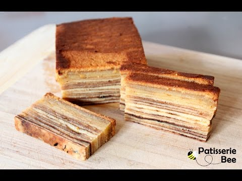 How To Make Traditional 9 Layers Kueh Doovi
