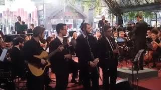 Orquestra Sinfônica de Gramado toca música tema de O Auto da Compadecida no Festival de Cinema