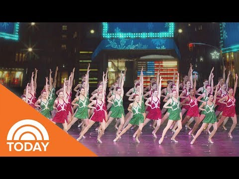 2 Rockettes Of Radio City Music Hall's 'Christmas Spectacular' Reveal Their Morning Routines   TODAY