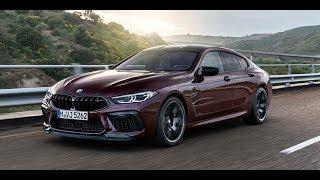 BMW M8 Gran Coupé y M8 Competition 2020, potencia en libertad