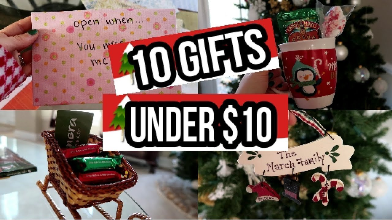 10 Gifts Under Dollars Diy Personalized More
