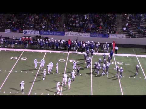 Game 11 - Lake Dallas Falcons vs. Fort Worth Brewer - 2015