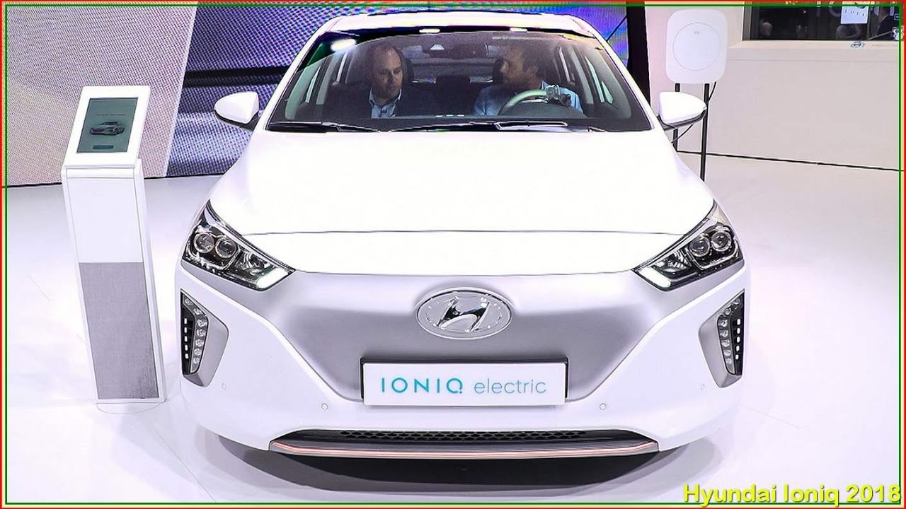 2018 hyundai plug in. Brilliant Hyundai Hyundai Ioniq 2018  New PlugIn Hybrid Reviews To Hyundai Plug In G