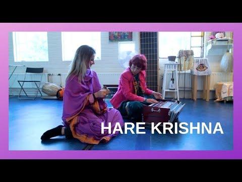 'Ik dacht zijn die aan de drugs ofzo' - HARE KRISHNA