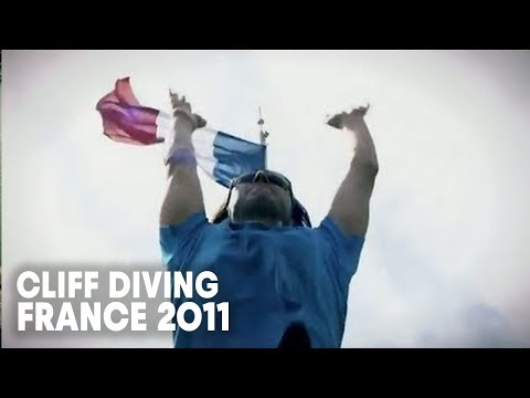 Red Bull Cliff Diving World Series 2011 - France