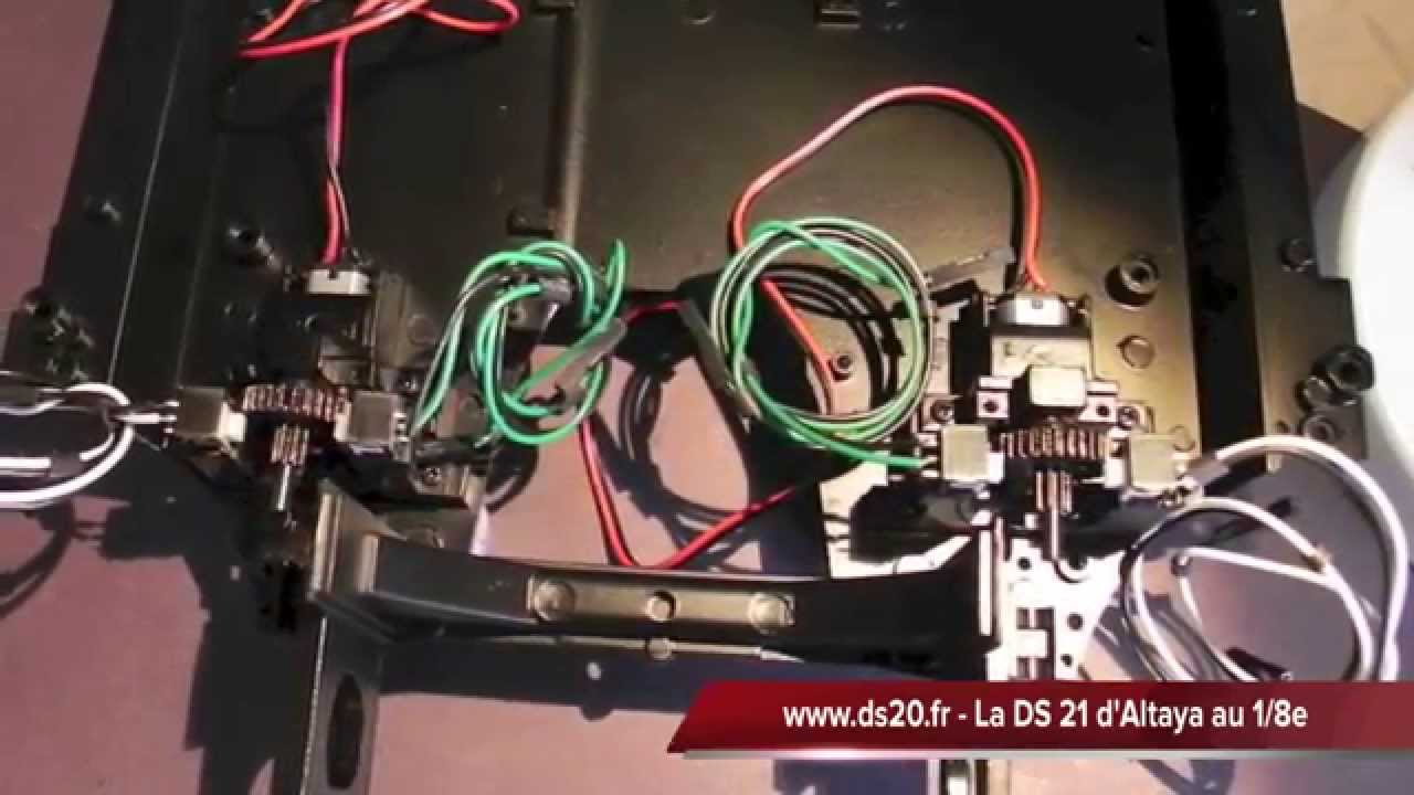 Ds 21 altaya montage n 38 youtube for Altaya ds 21