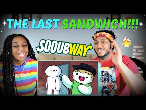 """TheOdd1sOut """"Sooubway 4:"""