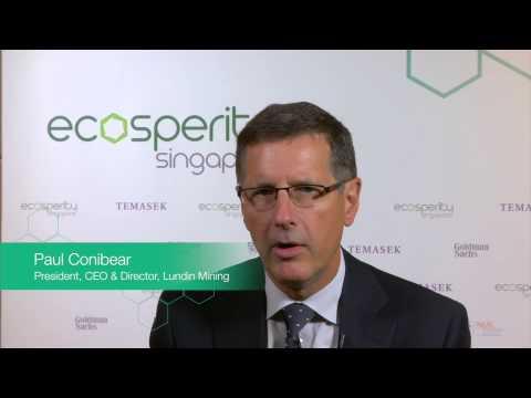 Paul Conibear, President, CEO & Director of Lundin Mining (Metals & Mining)