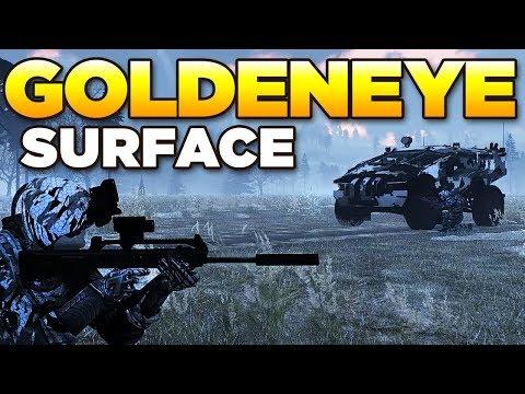 ARMA 3 Goldeneye - Surface   Zeus Narratives