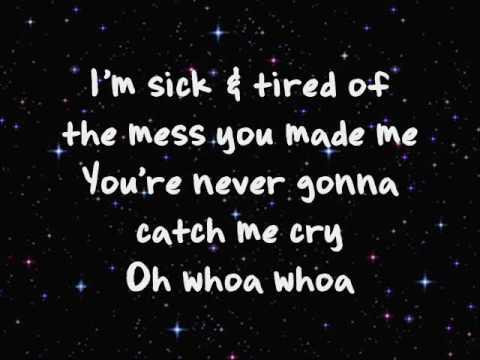 Blind - Ke$ha/Kesha with Lyrics