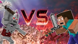 Minecraft | SUPERNATURAL MOBS VS HEROBRINE! (Castle Siege Massive Mob Battles)