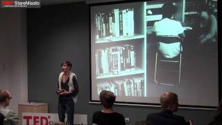 TEDxStareMiasto - Dorota Mołodyńska-Kuntzel - What can a Human Library do to you?